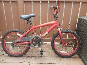 """Boy's 18"""" Torrid Bike"""