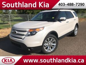 2014 Ford Explorer LIMITED 4x4 **LEATHER-NAV-SUNROOF**