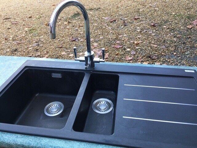 Franke Kitchen Sink With Tap In Thetford Norfolk Gumtree