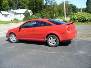 2005 Chevrolet Cobalt aileron arrière Coupé (2 portes)