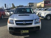 2011 Holden Colorado RC MY11 LX-R Grey 4 Speed Automatic 4D UTILITY Greystanes Parramatta Area Preview