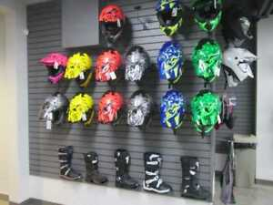 Huge helmet sale on at Coopers Motorsports! Up to 40% off