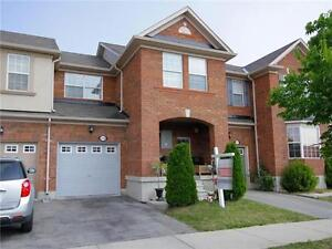 Freehold Townhouse! 3+1 Bed in Milton's Beaty District