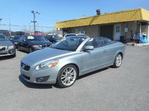 VOLVO C70 T5 CONVERTIBLE 2011 ( BLUETOOTH, AUTOMATQIUE )