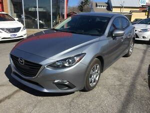 2014 Mazda Mazda3 GX-SKY