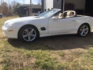 For Sale 2006 Mercedes Benz SL500 Convertible