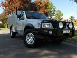 2006 Mazda Bravo B2500 DX 5 Speed Manual Cab Chassis Broadview Port Adelaide Area Preview