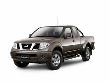 2015 Nissan Navara D40 MY13 ST-X (4x4) 5 Speed Automatic Kingcab Australia Australia Preview