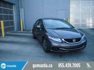 2015 Honda Civic Sedan TOURING NAVI LEATHER SUNROOF BRAND NEW TI