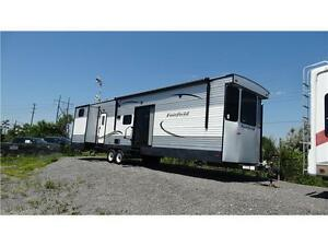 2015 Heartland Fairfield 414BHL-REDUCED UNDER COST TO SELL