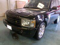 2004 Land Rover Range Rover SUV, Crossover