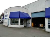 1385 SQ.FT WAREHOUSE/INDUSTRIAL SPACE FOR LEASE
