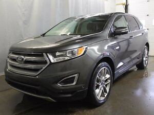 2015 Ford Edge Titanium All Wheel Drive - SUNROOF - LEATHER - RE