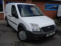 2012 12 USED FORD TRANSIT CONNECT 1.8TDCI ( 90PS ) CREW VAN DPF T220 SWB