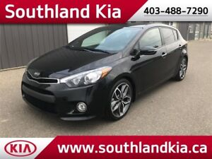 2016 Kia Forte5 SX **LOW KMS!!**