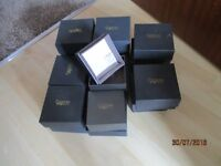17 CLOGAU JEWELLERY BOXES
