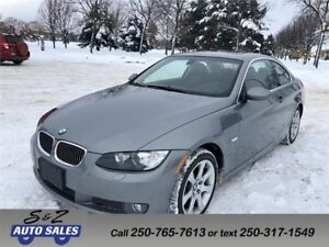 2008 BMW 335i X-drive LOW KM! 3 to 6 YEAR WARRANTY INCLUDED!