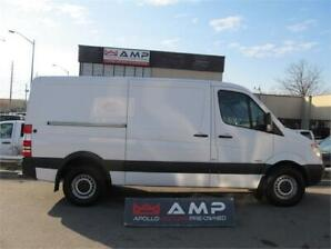 2011 Mercedes-Benz Sprinter DIESEL CARGO  LOW KMS WITH XTRAS