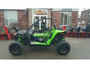 FREE TRAILER 2016 Arctic Cat Wild Cat Sport XT ONLY $56 p/w OAC