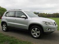 2009 (09) Volkswagen Tiguan 2.0TDI 4 Motion Escape ***FINANCE ARRANGED***