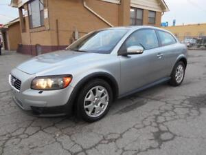 2008 VOLVO C30 2.4i Automatic Leather Sunroof ONLY 122,000KMs