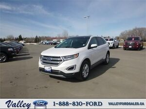 LOADED FOR YOUR LIFESTYLE! 2016 Ford Edge SEL ALL WHEEL DRIVE