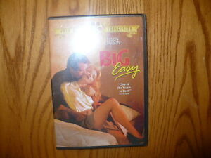 The Big Easy dvd