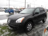 2009 Nissan Rogue SL automa T equipe 4x4 1.2.3 chance au credit