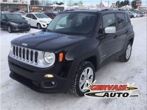 Jeep Renegade Limited 4x4 Cuir Toit Ouvrant MAGS 2015