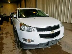 2010 Chevrolet Traverse LT2 AWD 3.6L For Parts