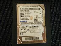 Samsung 160gb Laptop Hard Drive SATA ( Excellent working order )