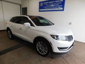 2017 Lincoln MKX Reserve AWD LEATHER NAVI SUNROOF
