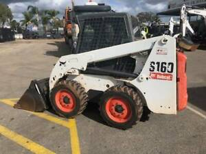 BWU0952 - BOBCAT S160 FOR SALE Kenwick Gosnells Area Preview