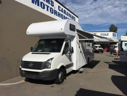 VW CRAFTER 2012 AUTO DIESEL 6 BERTH Wangara Wanneroo Area Preview