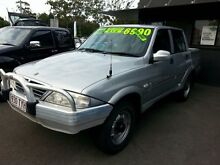 2004 Ssangyong Musso Sports Silver 5 Speed Manual Dual Cab Noosaville Noosa Area Preview
