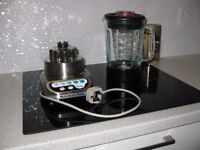 Classic Black and silver Artisan Kitchen Aid Blender