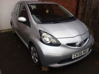 REDUCED toyota aygo 56 plate
