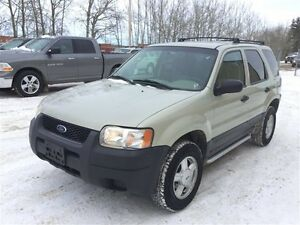 2003 ford escape !! OOP ! Asking $2000.