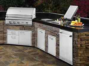 Custom Outdoor Kitchens Edmonton Edmonton Area image 10