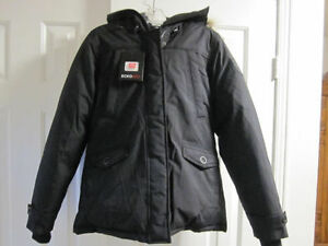 "Down Jacket, ""ECKO RED"" Small, Brand New:REDUCED"