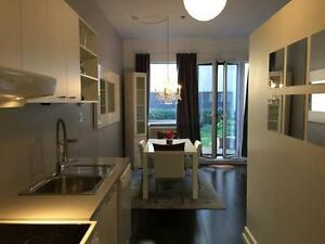 DORVAL - Stylish Condo with appliances & GARAGE! ****