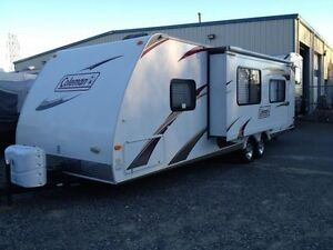 Practically New - 2011 Coleman 30ft Camper for Sale