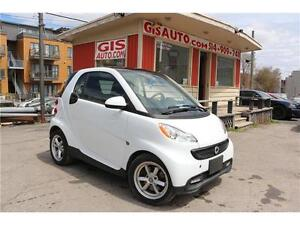 2013 Smart fortwo NAVI  TOIT PANO BLUETOOTH