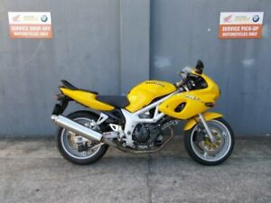 2000 Suzuki SV650S 650CC 645cc Nerang Gold Coast West Preview