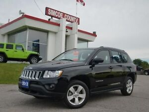 2013 Jeep Compass SPORT 5-SPEED!