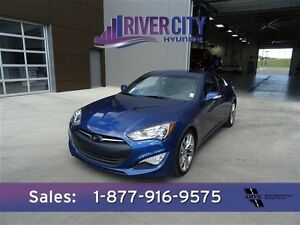 2015 Hyundai Genesis Coupe 3.8L GT Leather,  Heated Seats,  Sunr