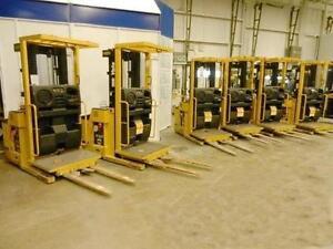 chariots élévateurs 2005 Yale Order picker forklift