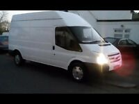 Man and van with High roof, short notice, reliable,affordable removal service from £15ph