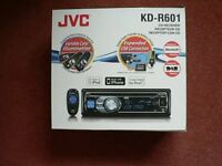 JVC KD-R601 CD car stereo for sale - still boxed