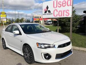 2016 Mitsubishi Lancer GTS *Low KMs *Warranty